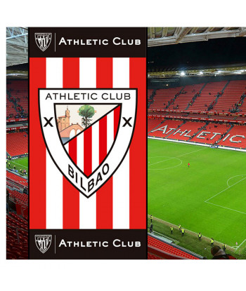 Toalla Estampada ATH7 Athletic Club Bilbao 75x150
