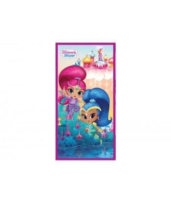 Toalla Playa Infantil Micro SHIMMER&SHINE 91001