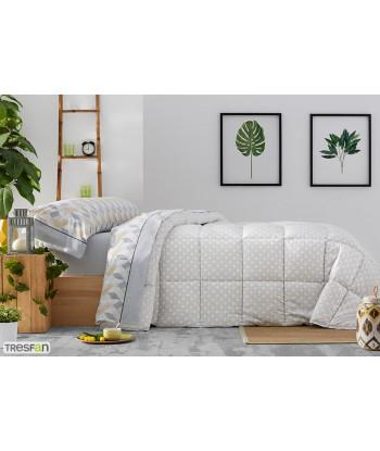 Nórdico Comforter 254 Burrito Blanco