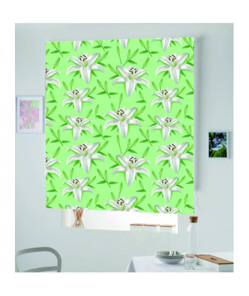 Estor Arone Digital Decorativo 3-D Floral 002