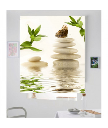 Estor Arone Digital Decorativo Zen 003