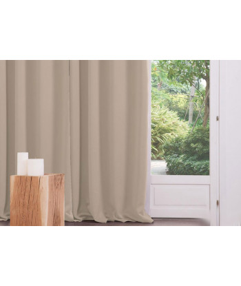 Pack 2 Cortinas Black Out ATMOSPHERA Opaca
