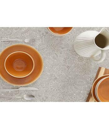 Mantel Antimanchas ZREE Teflon Amber gris