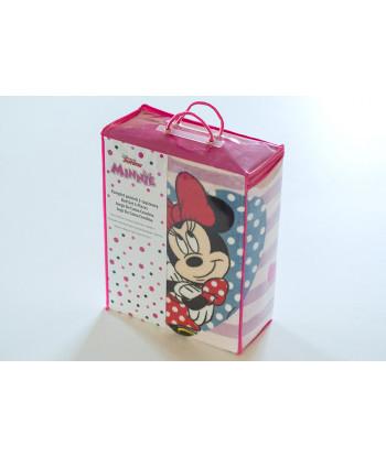 Sábana Coralina DISNEY Minnie Mouse