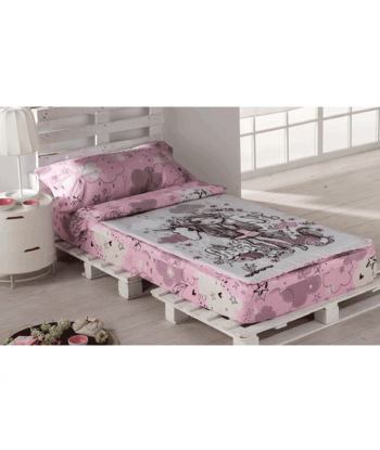 Girl- Saco Nórdico- Con relleno habitación infantil